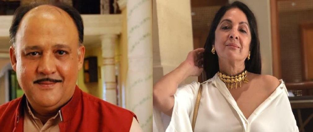Alok Nath and Neena Gupta