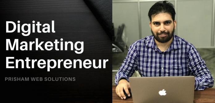 Digital Marketing Entrepreneur